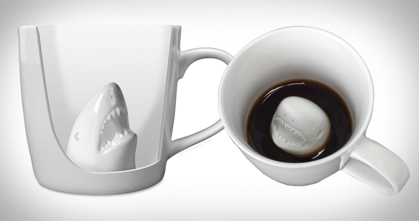 Shark Attack Mug Cool Sh T You Can Buy Find Cool