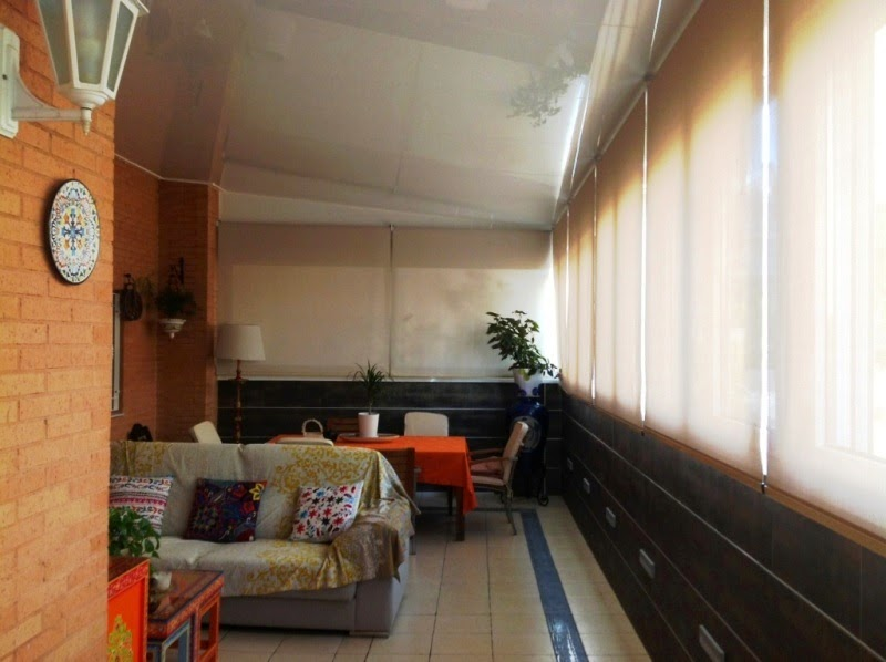Venta y montaje de estores cerramientos en m laga 609 368 754 presupuesto gratis - Estores para balcones ...