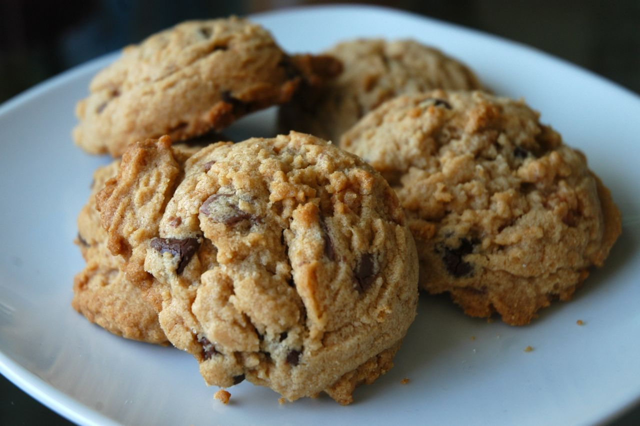 Butterfinger Peanut Butter Chocolate Chunk Cookies Recipes ...