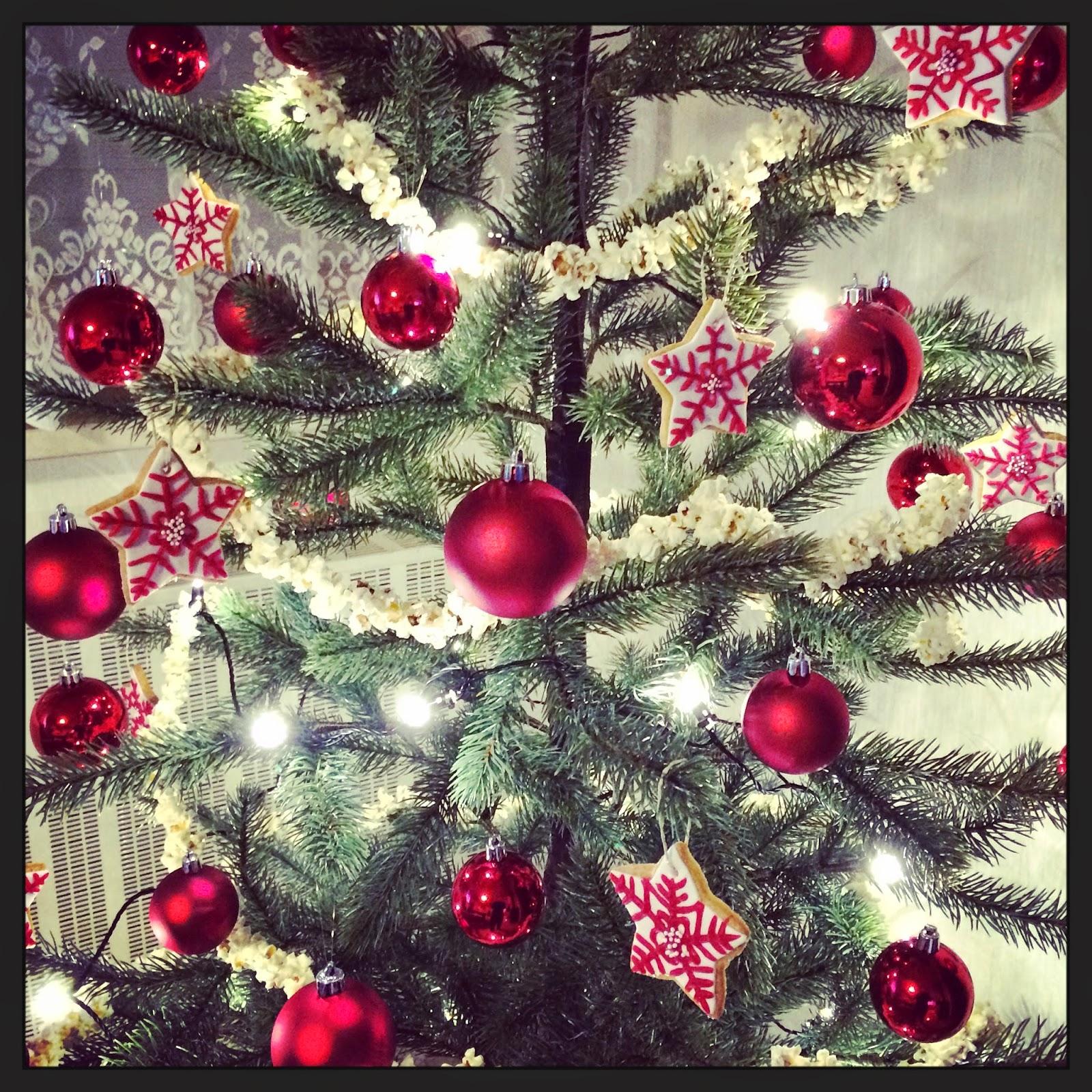ApfelStrudel Kuchen Decoracin Comestible para el rbol de Navidad