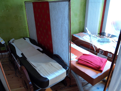 Jade Vital Berlin Kreuzberg massage beds