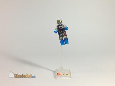 Lego giả mô hình siêu anh hùng Ultron Mark 1