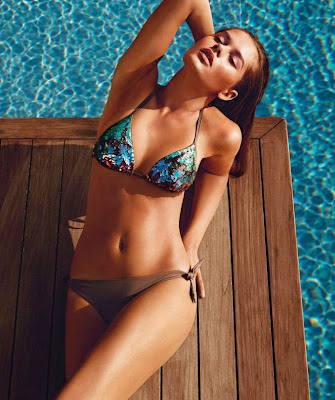 Solveig Mork Hansen Twin Set Swimwear Spring/Summer 2015