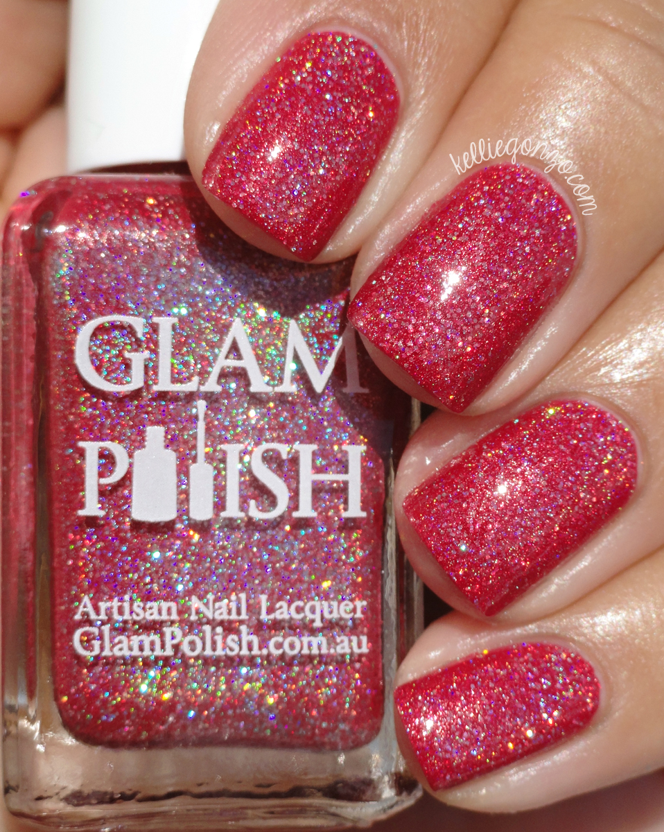 Glam Polish The Internet Is For Pourn