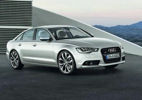 5 yıldızlı Audi A6