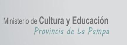Ministerio de Cultura y Educación La Pampa