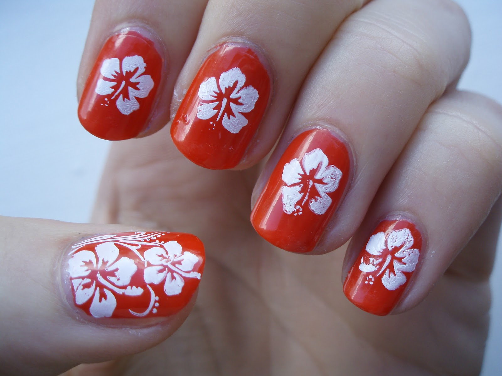 Nail Designs With Flowers | Nail Art Designs