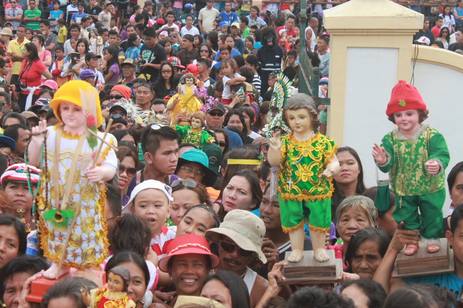 Kalibo Ati-Atihan festival 'generally peaceful'