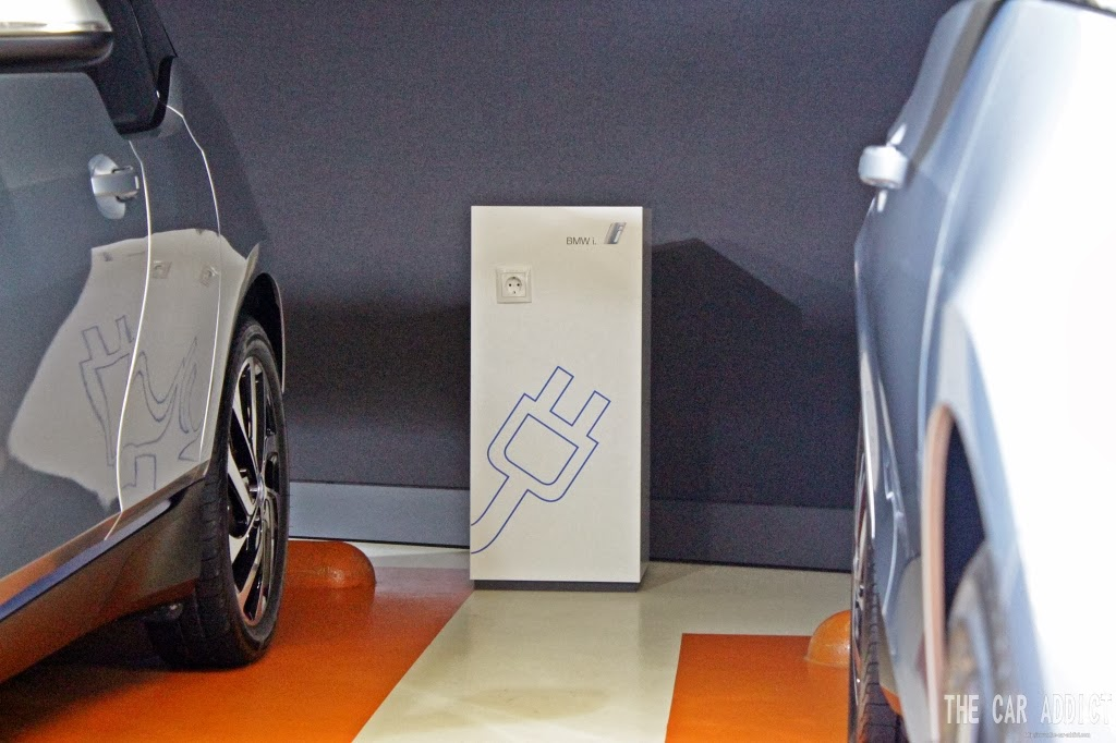 BMWi Charger Box
