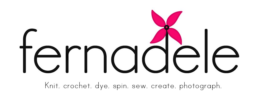 fernadele - knit. crochet. dye. spin. sew. photograph