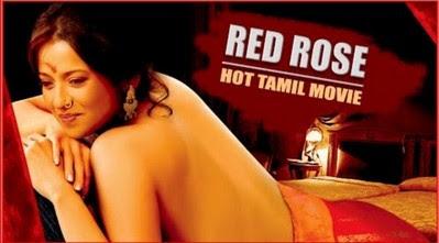 18+ Red Rose (2015) Tamil Hot Movie DVDRip 300MB Download
