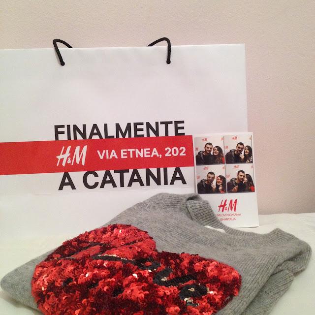 h&m catania