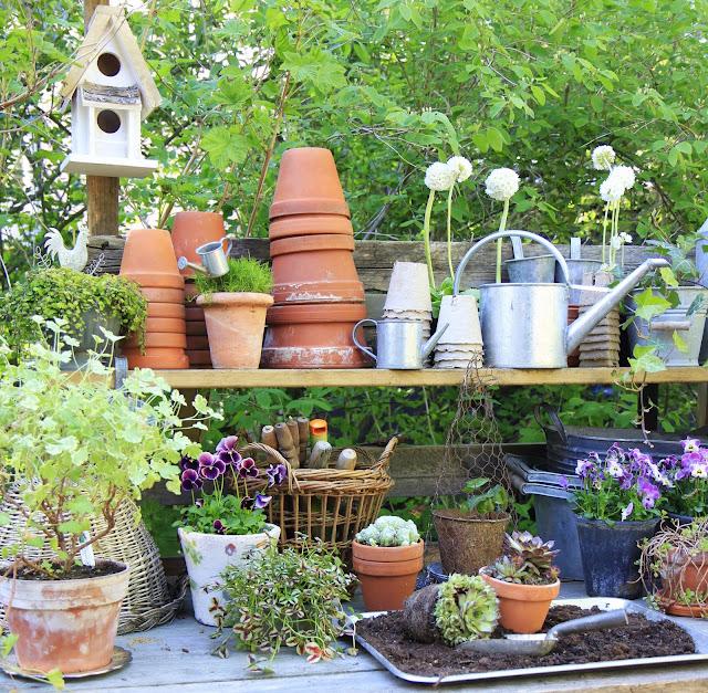 inspiration planteringsbord