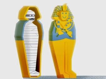 عمر مومياء مصريه  قديمه