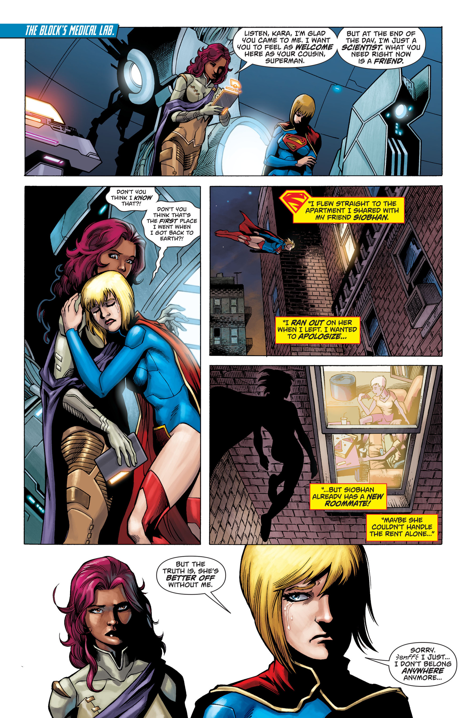 Supergirl (2011) Issue #26 #28 - English 13