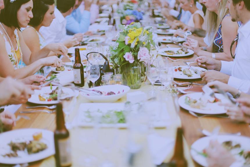 euroa butter factory wedding food