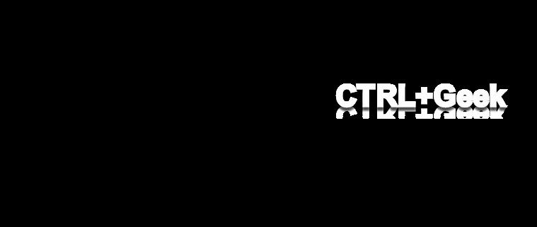 CTRL + Geek