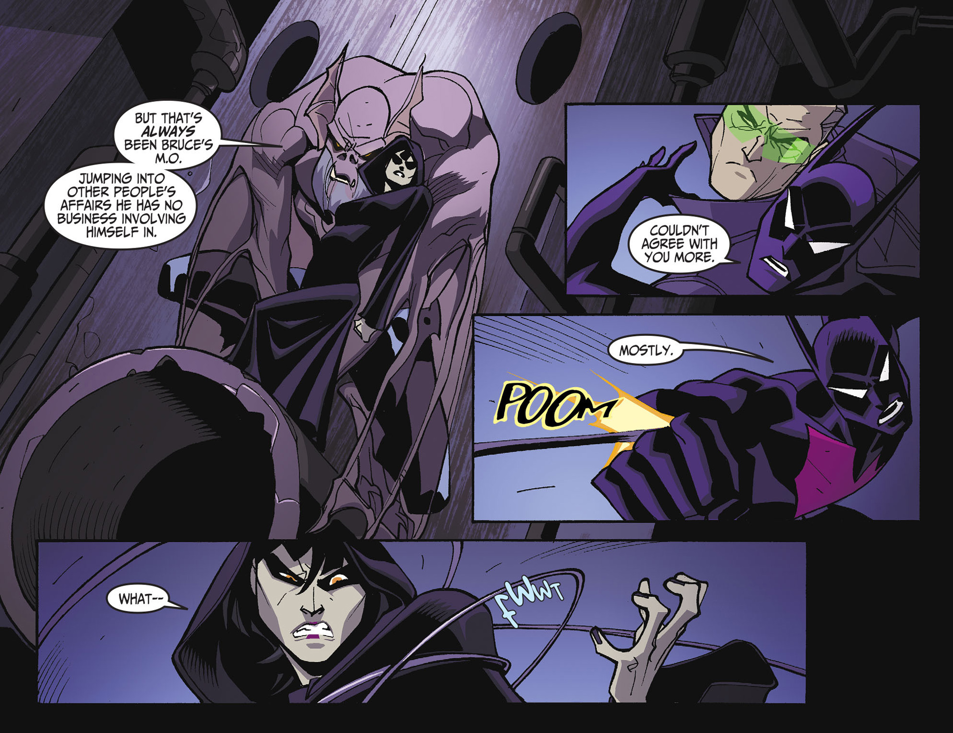 Batman Beyond 2.0 Issue #12 #12 - English 17