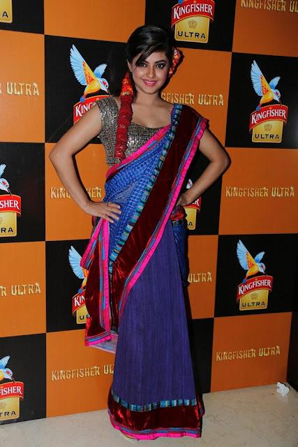 Meera Chopra ramp walk at blenders pride fashion week
