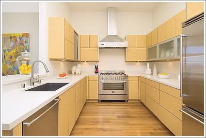 Cocinas con estilo moderno elegant house design - Estilos de cocinas ...