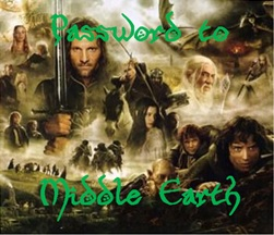 Password To Middle Earth