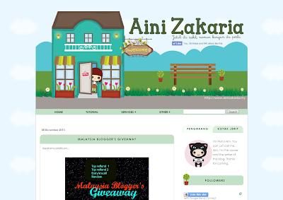 blog Aini Zakaria