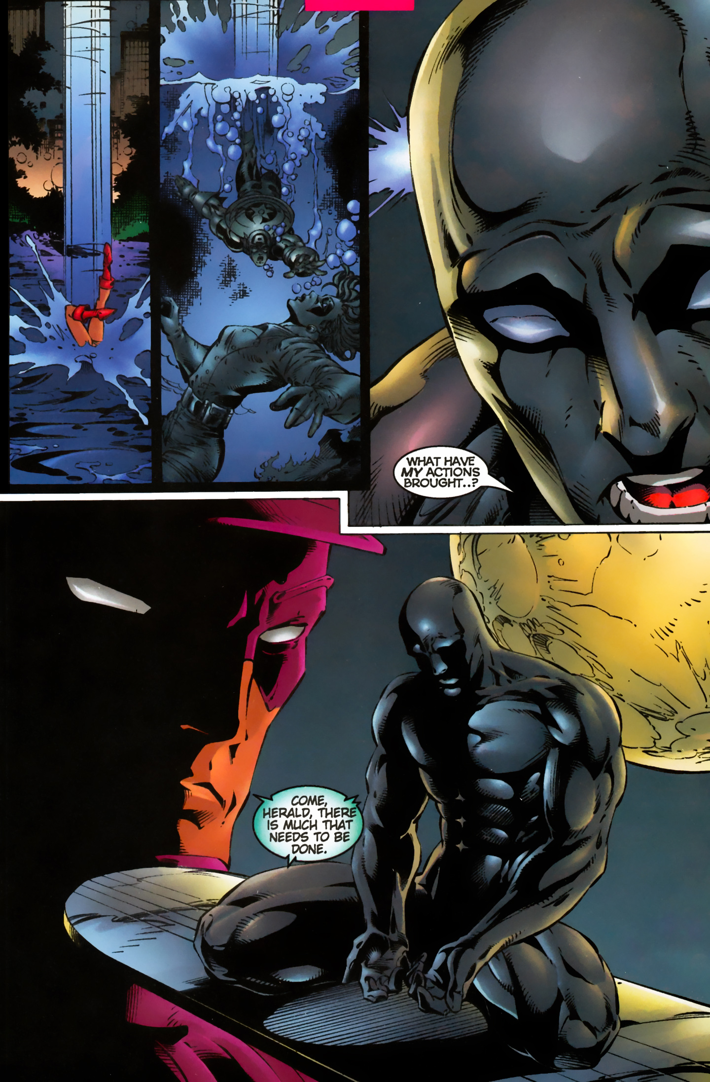 Captain America (1996) Issue #12 #15 - English 28