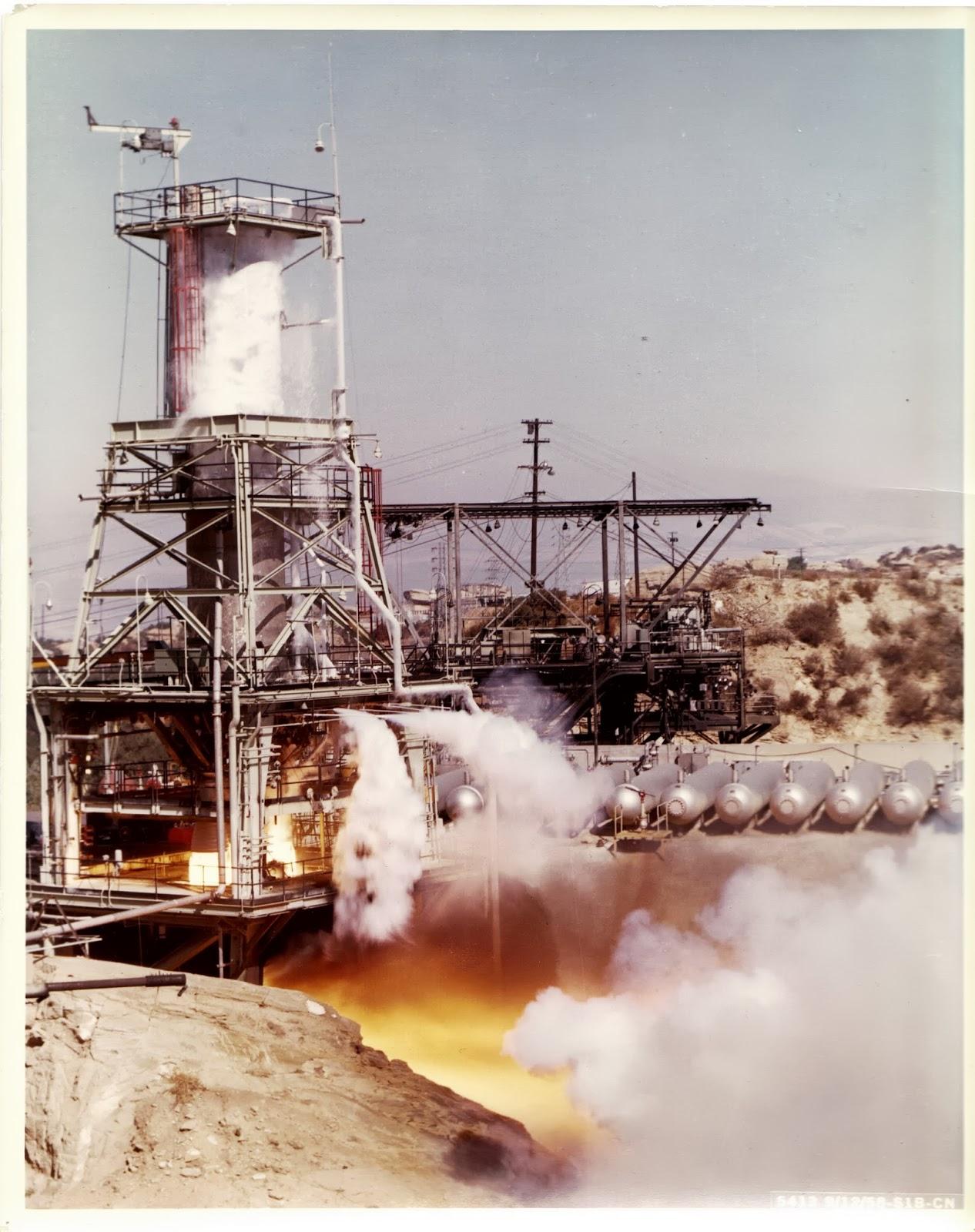 Rocketdyne Simi Valley Tour