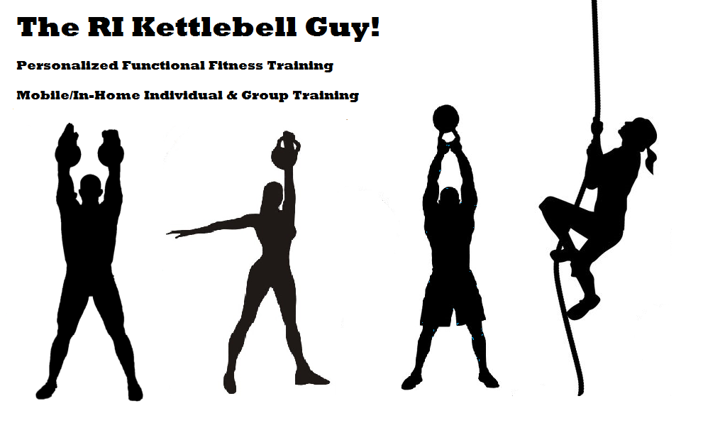The RI Kettlebell Guy!