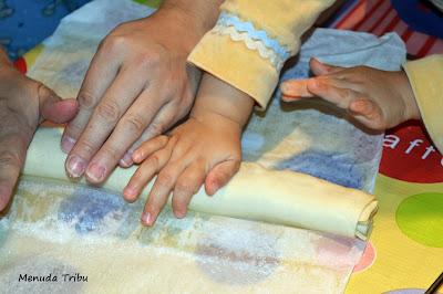 cocinar con niños menuda tribu