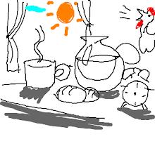 *CAFÉ DA MANHÃ*
