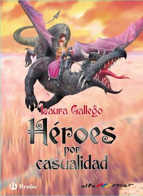 LIBRO - Héroes por casualidad  Laura Gallego (Bruño - 28 Enero 2016)  LITERATURA INFANTIL Y JUVENIL   Edición papel & digital ebook kindle  A partir de 10 años   Comprar en Amazon España