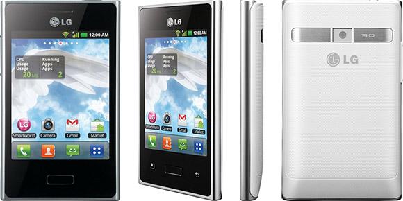 Harga dan Spesifikasi LG Optimus L3 (E400)