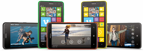 Nokia Lumia 625 Review - Nokia's Final Smartphone