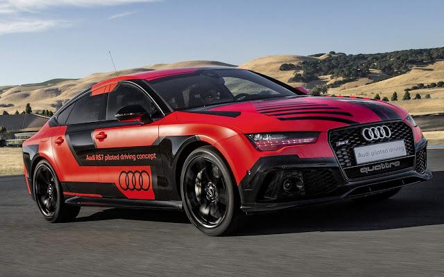 Audi RS7 Autônomo