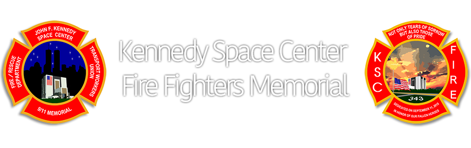 Kennedy Space Center Fire Fighters Memorial