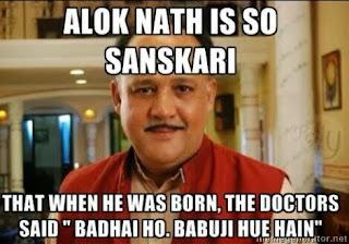 Alok Nath Funny Sanskari Babuji