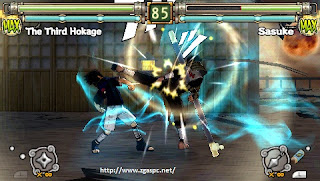Free Download Games Naruto Ultimate Ninja Heroes psp fOR pc Full Version ZGASPC