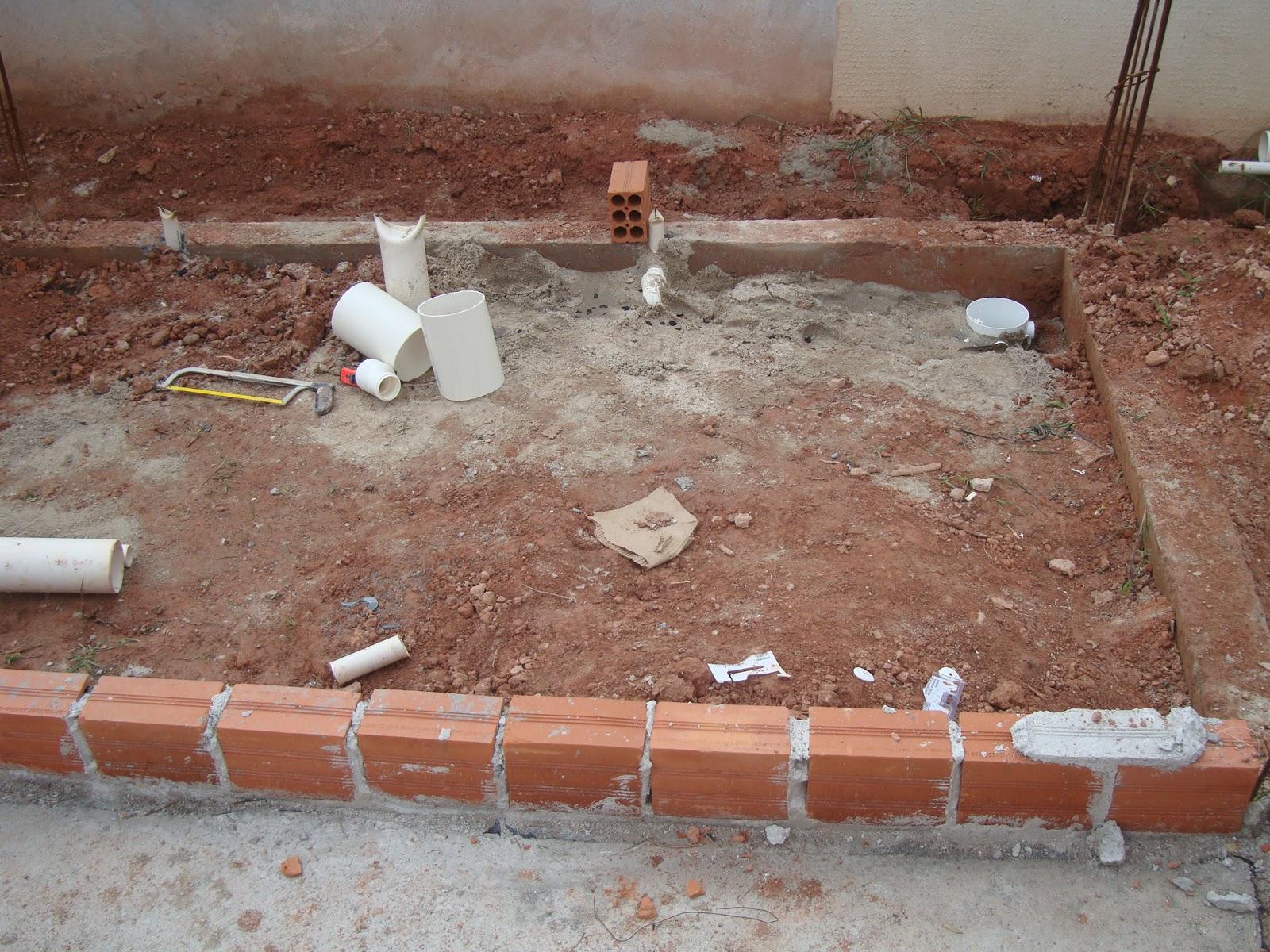 Nossa Casa: TUBULAÇÃO ESGOTO BANHEIRO E ÁREA DE SERVIÇO #482C24 1600 1200