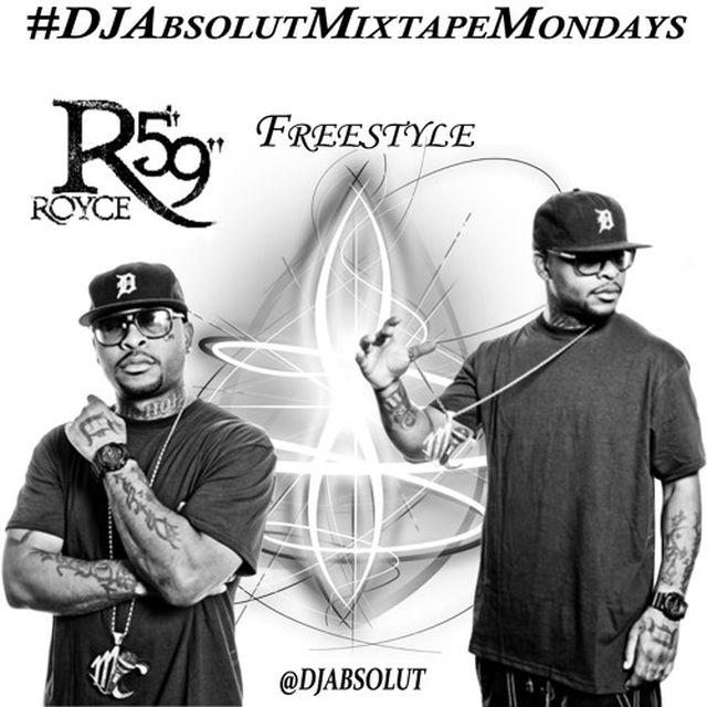 Royce Da 5'9 - Gangsta Shit (Freestyle)