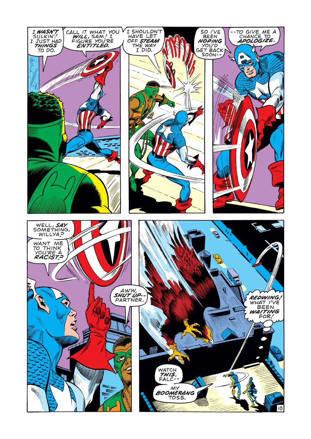 Captain America (1968) Issue #137 #51 - English 11