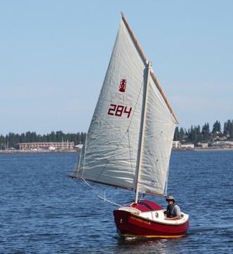 Sailing Scamp 284