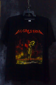 AGGRESSION-official ts available on M,L,XL double side print