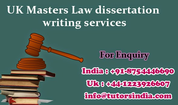 Law dissertation services usa