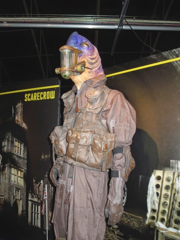 Doctor Who Hath alien costume