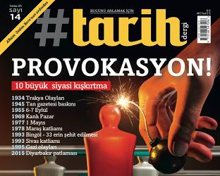 #tarih Dergisi Temmuz Sayısı Çıktı!