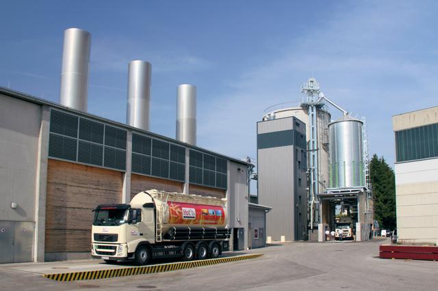 PELLETS DE MADEIRA: Fábrica de pellets de madeira na VERTICAL