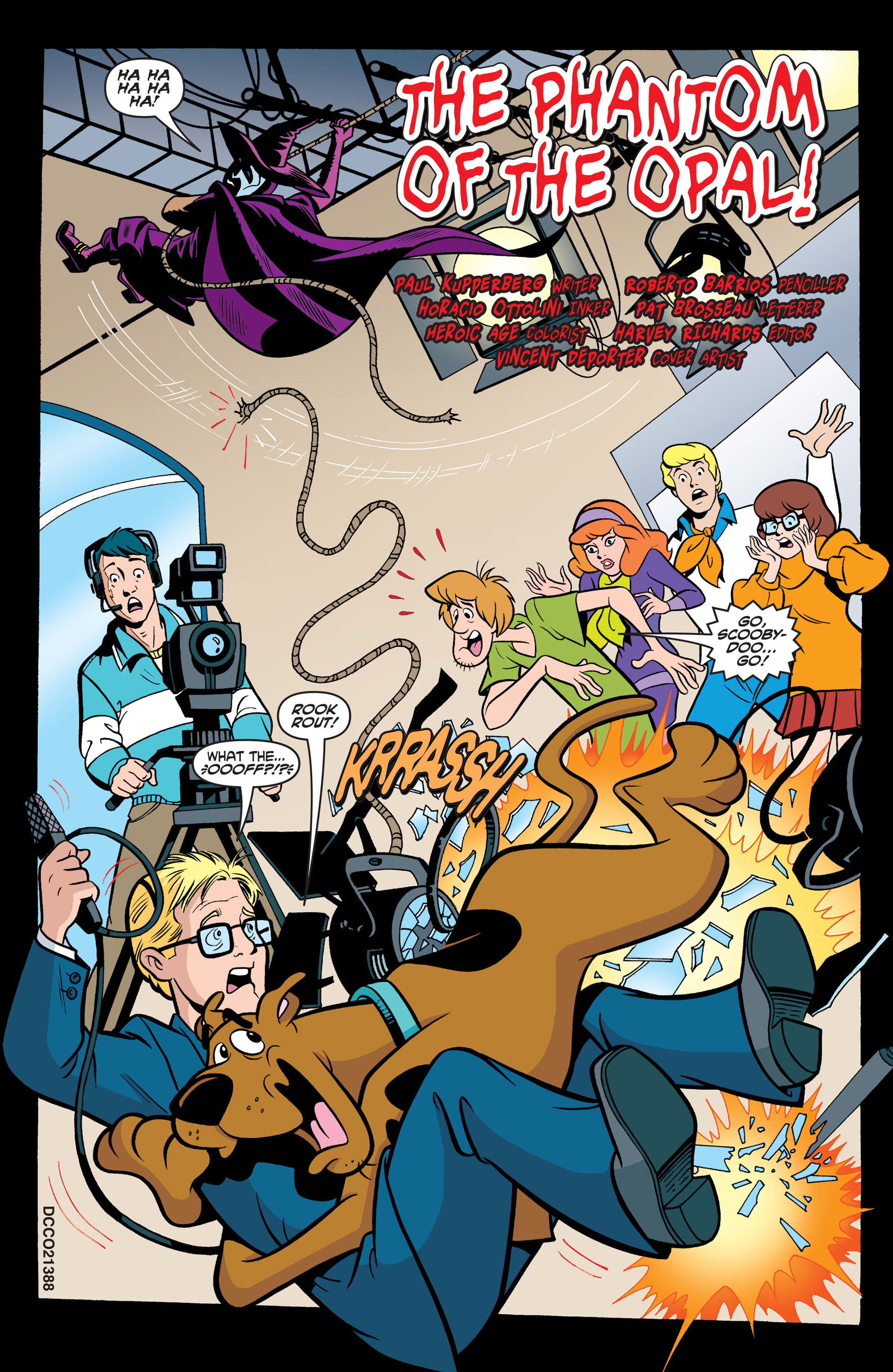 Read online Scooby-Doo: Where Are You? comic -  Issue #44 - 13