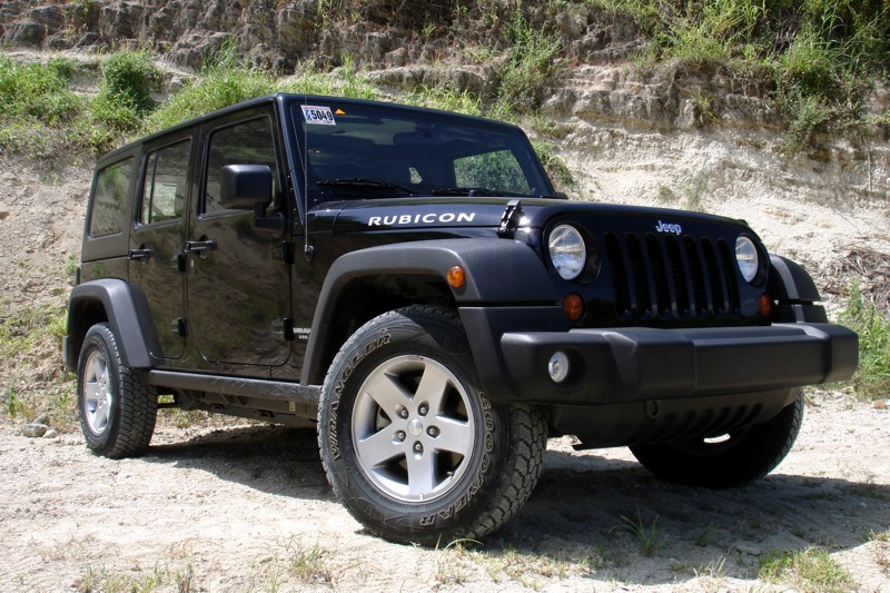 Review 2012 Jeep Wrangler Unlimited Rubicon Philippine