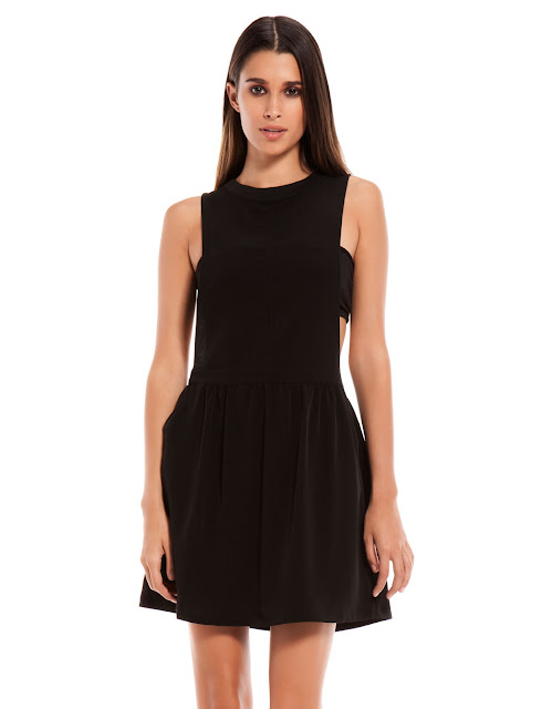 siyah elbise gece elbisesi